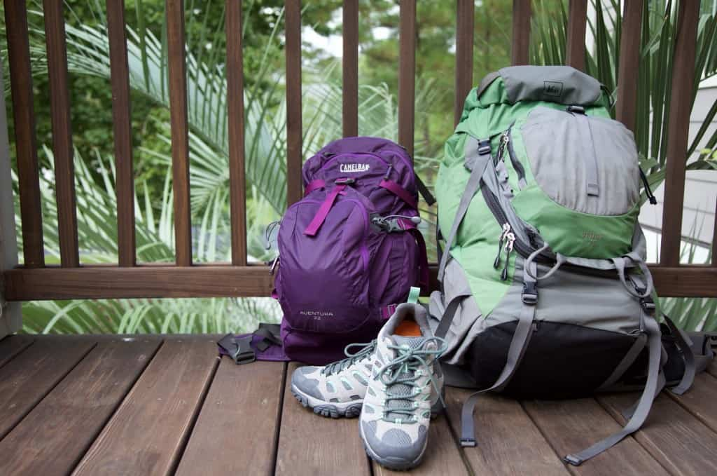 RTW Packing List: One Year Packing List