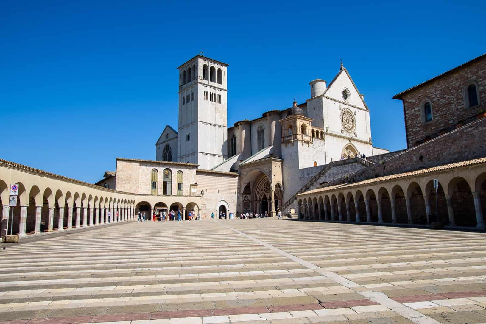 Assisi - Two Week Italy Itinerary