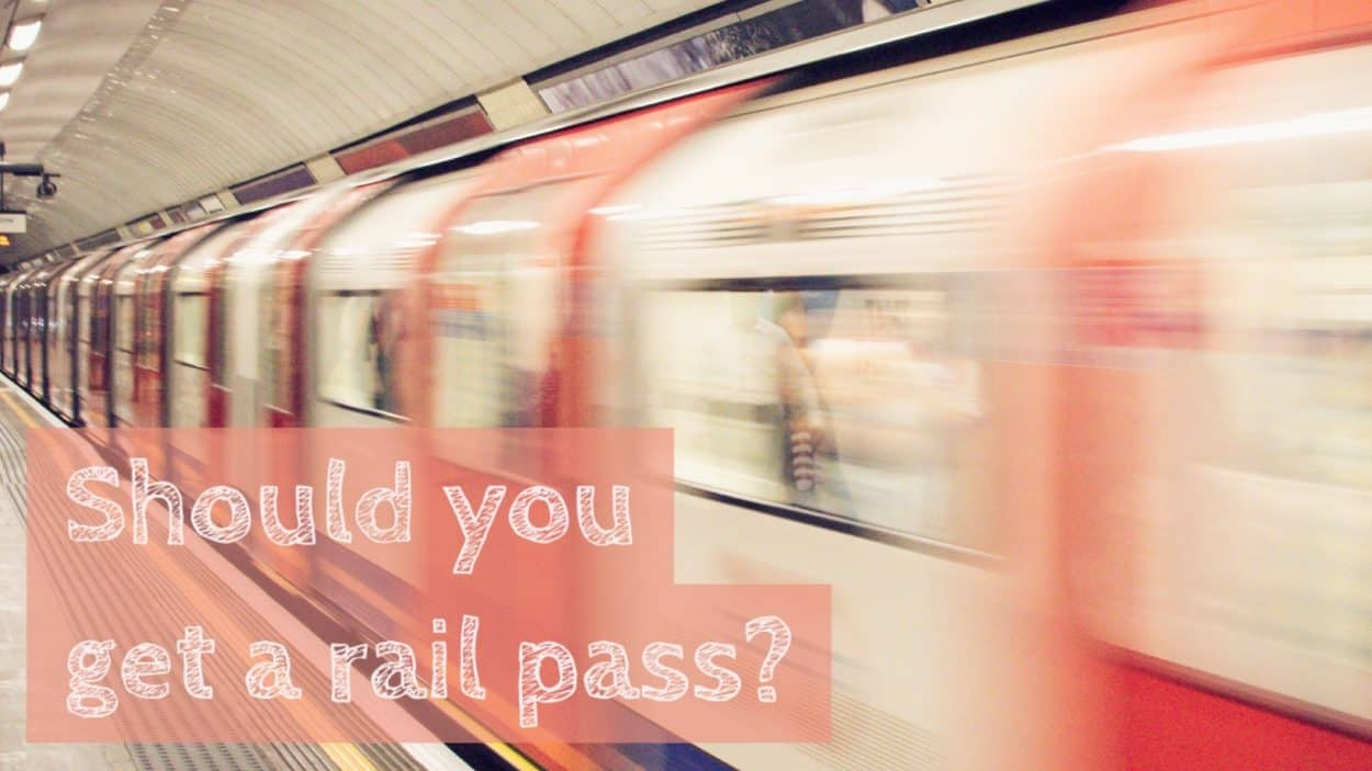 Should you get a rail pass?