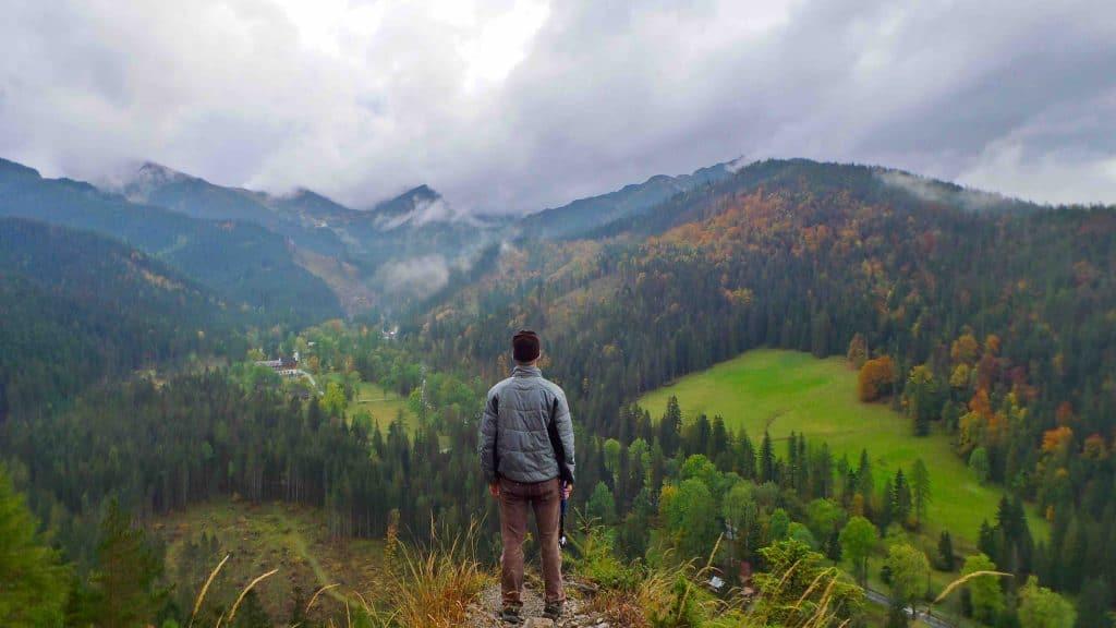 Beautiful Zakopane in Poland