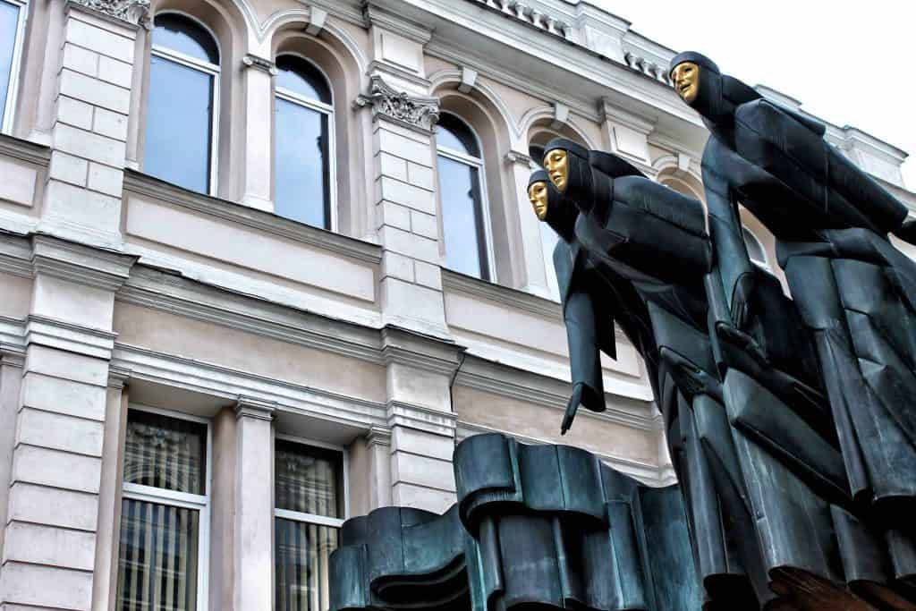 fun and free things to do in Vilnius