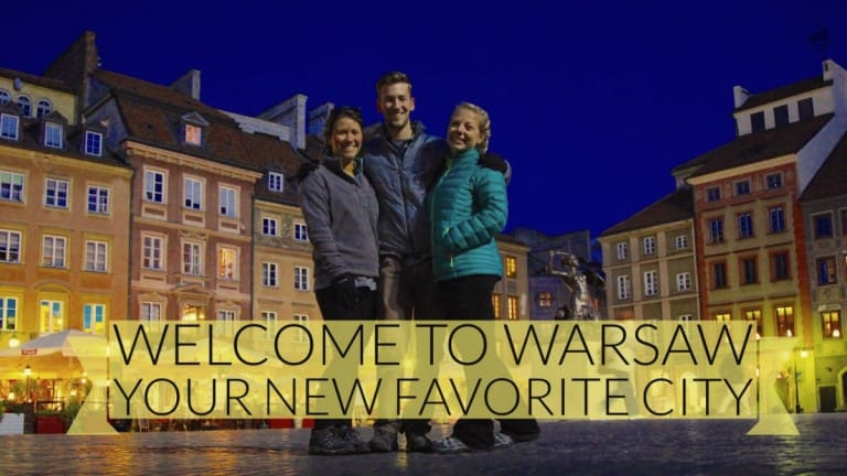 Welcome to Warsaw Your New Warsaw Your New Favorite City