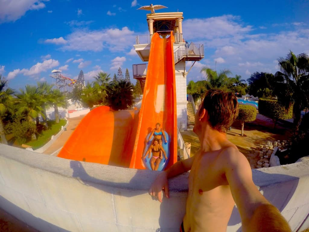 things to see in Cyprus: WaterWorld Waterpark