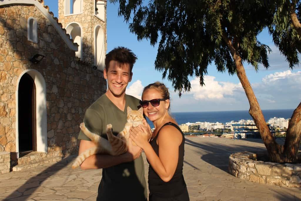 visiting cyprus