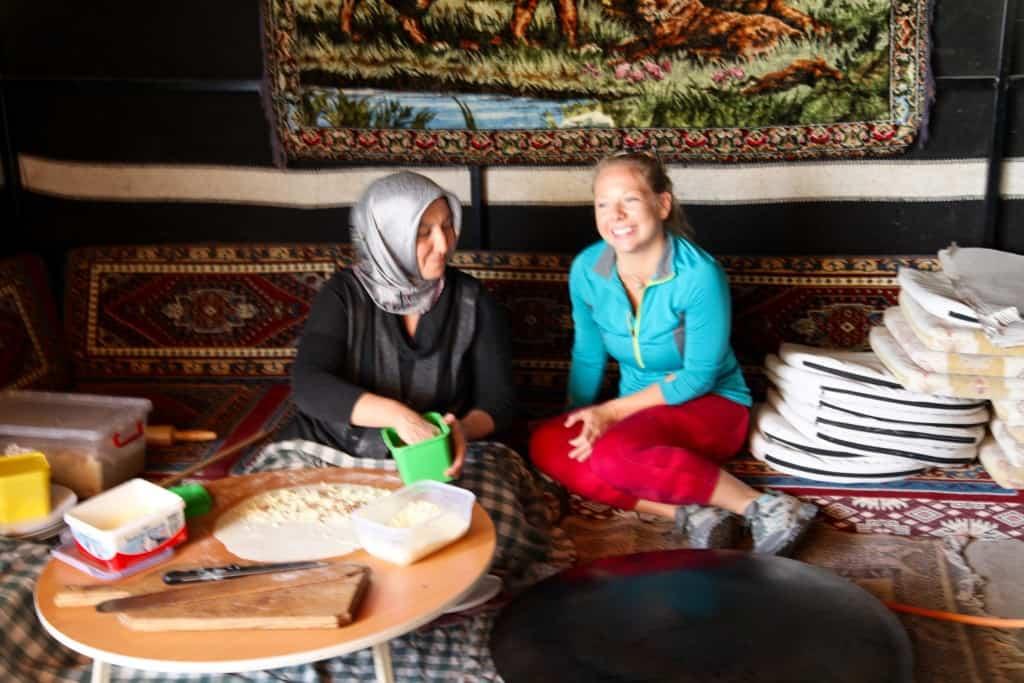 Cappadocia Locals met while doing Cappadocia on a budget