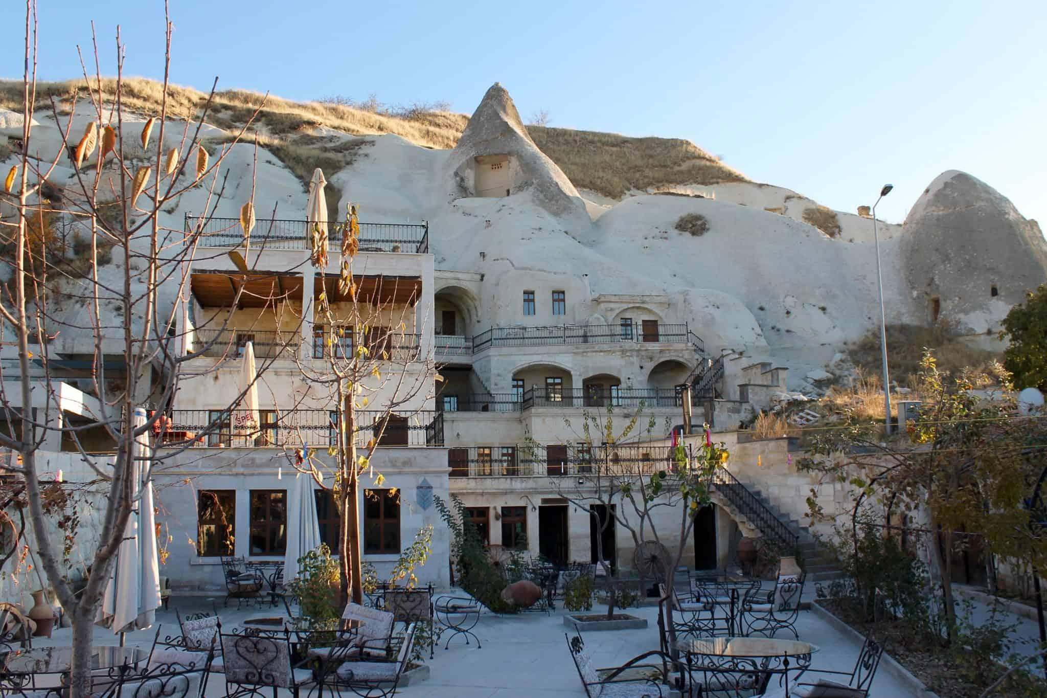 Cappadocia on a budget: hotels