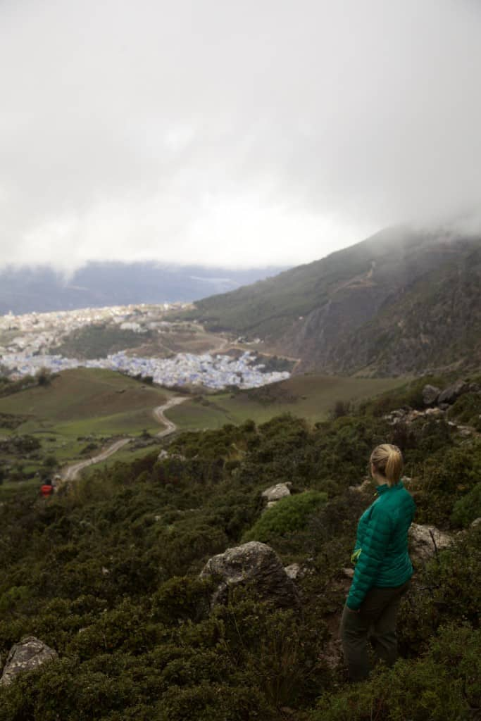Hiking the rif Mountains