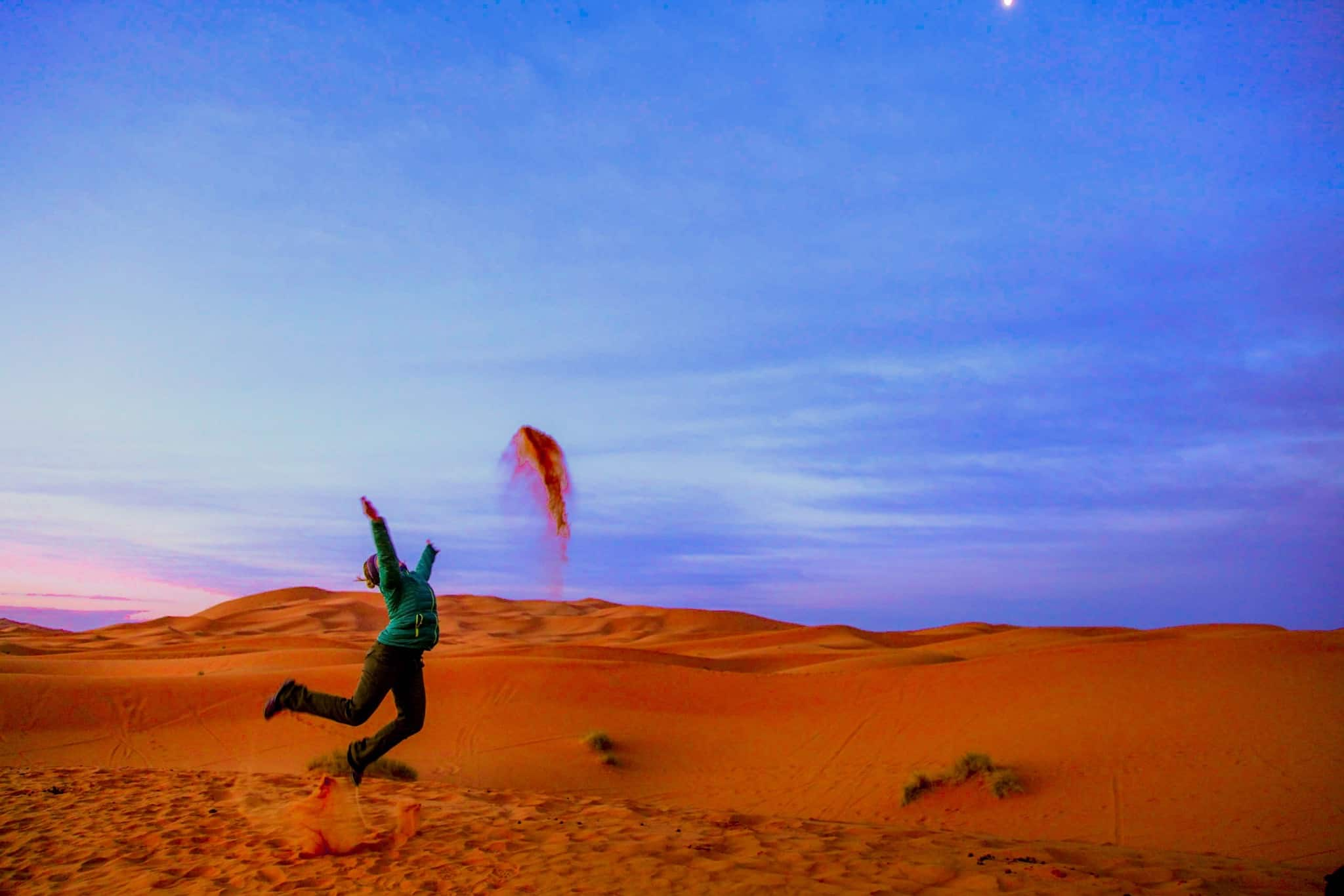 Going to Morocco? Check out the Sahara