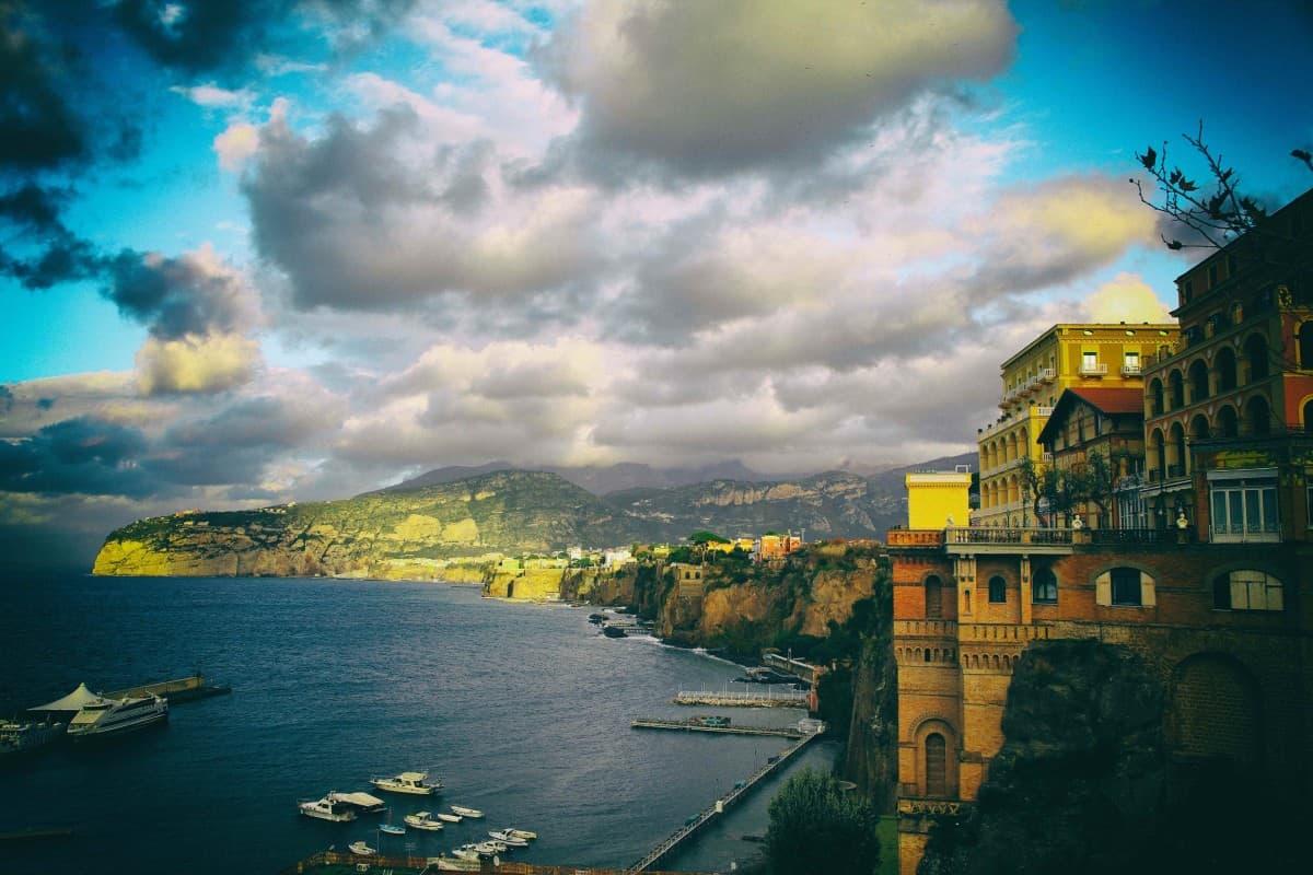 Amalfi Coast, Sorrento Italy