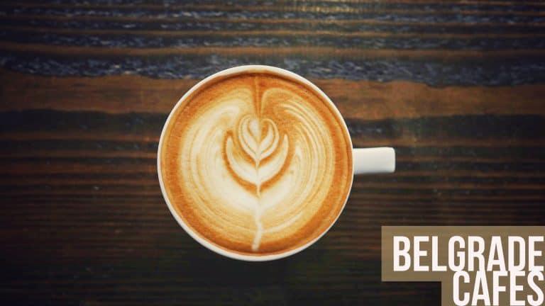 Belgrade Coffee Shops