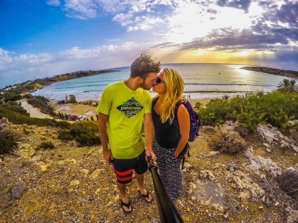 Beachbums Cyprus Best GoPro Travel shots