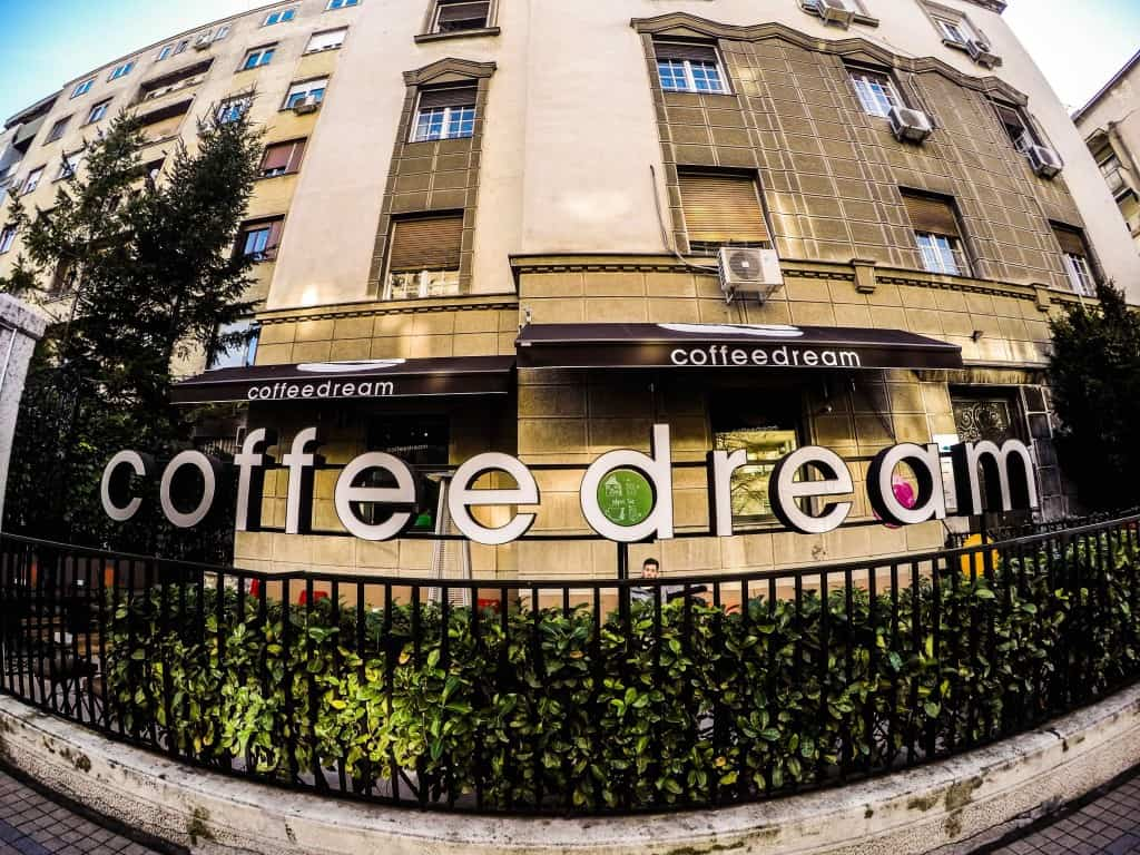 Coffee dream beograd: best coffee shops in belgrade