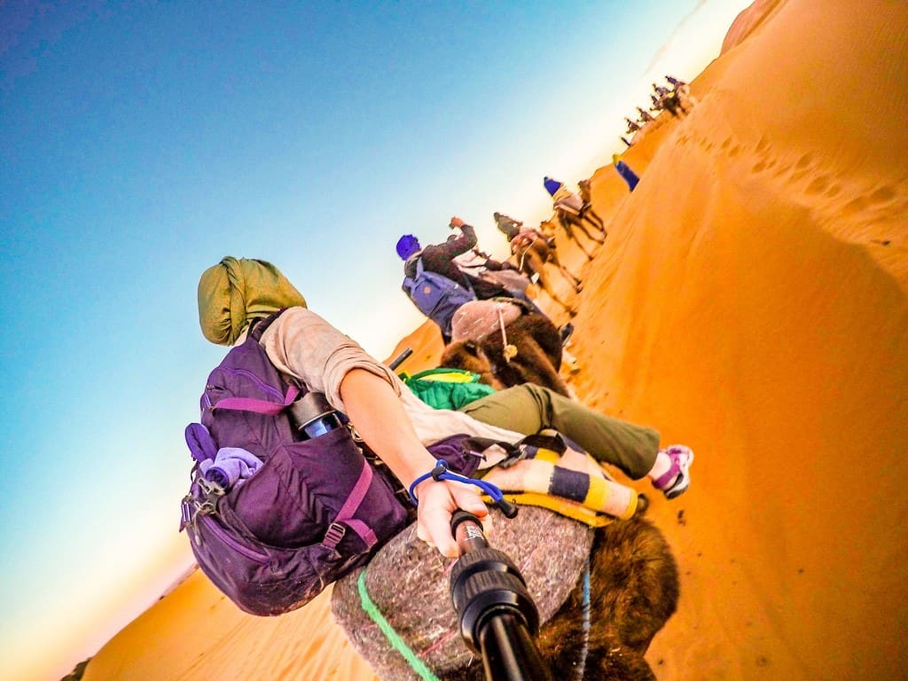Visit Morocco with your tax refund