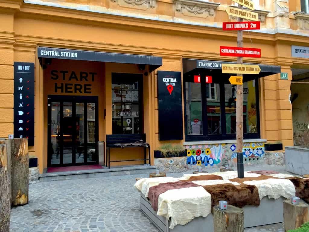 Cafe Hopping Ljubljana