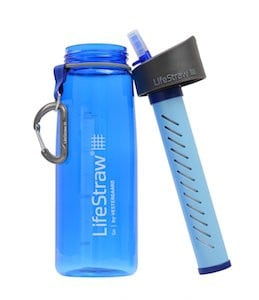 Lifestraw Go Water Bottle Awesome Travel Accessories