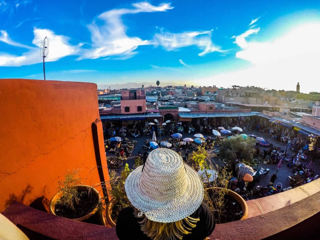 Marrakesh GoPro Travel Shots