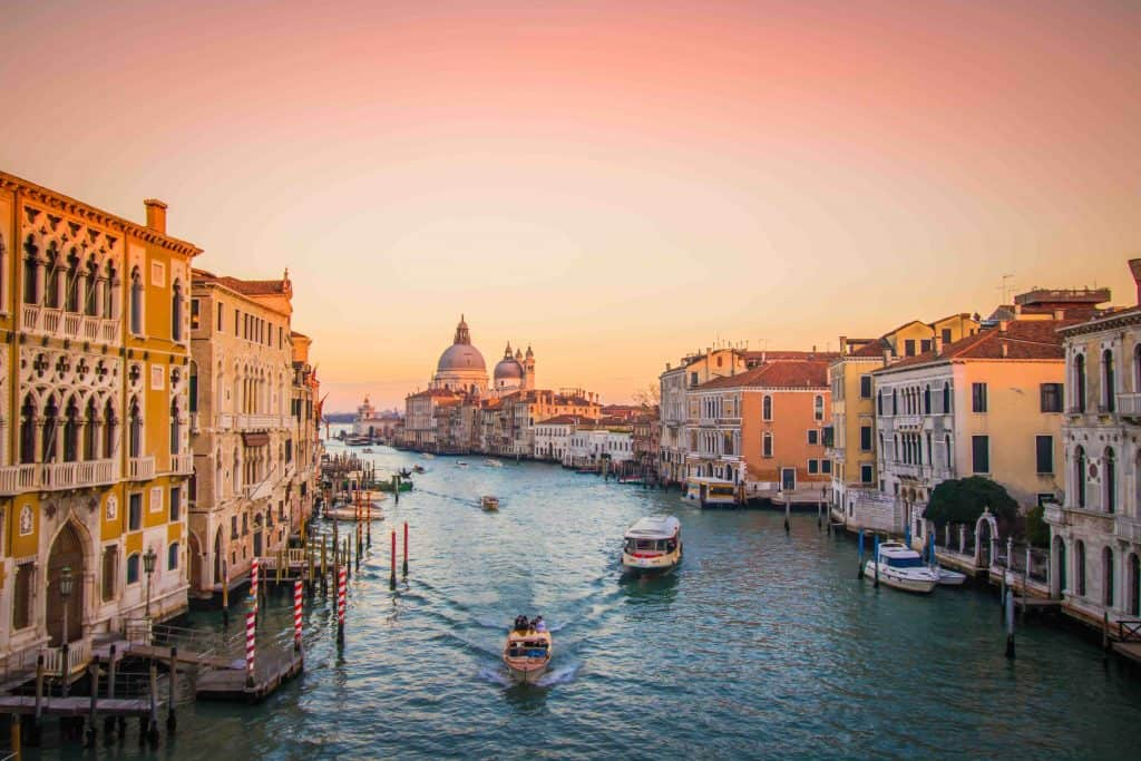 Things to do in Venice - Grand Canal
