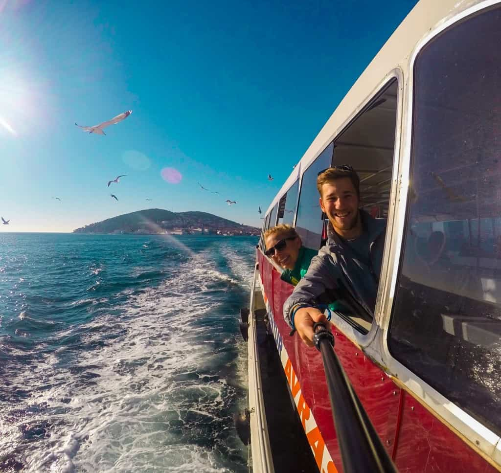 Best GoPro Travel Shot