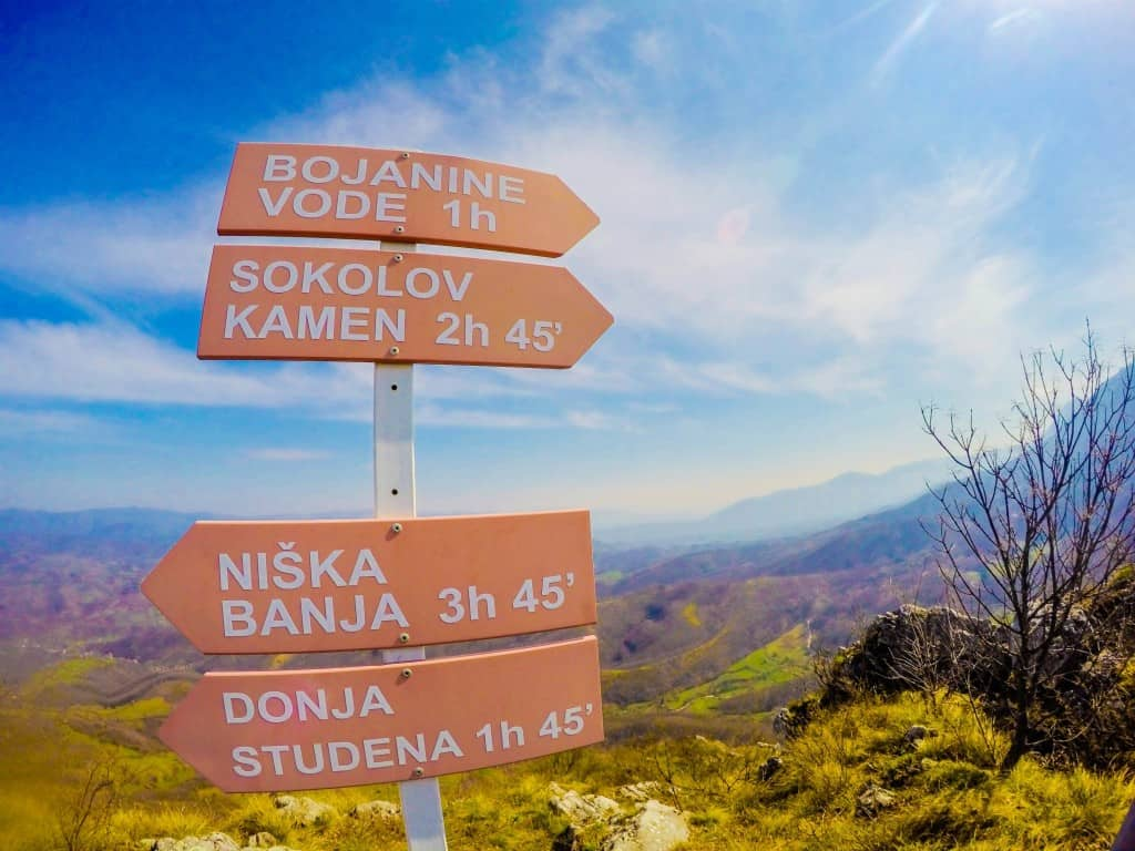 Hiking the Balkan Mountains With ACE ADVENTURRES