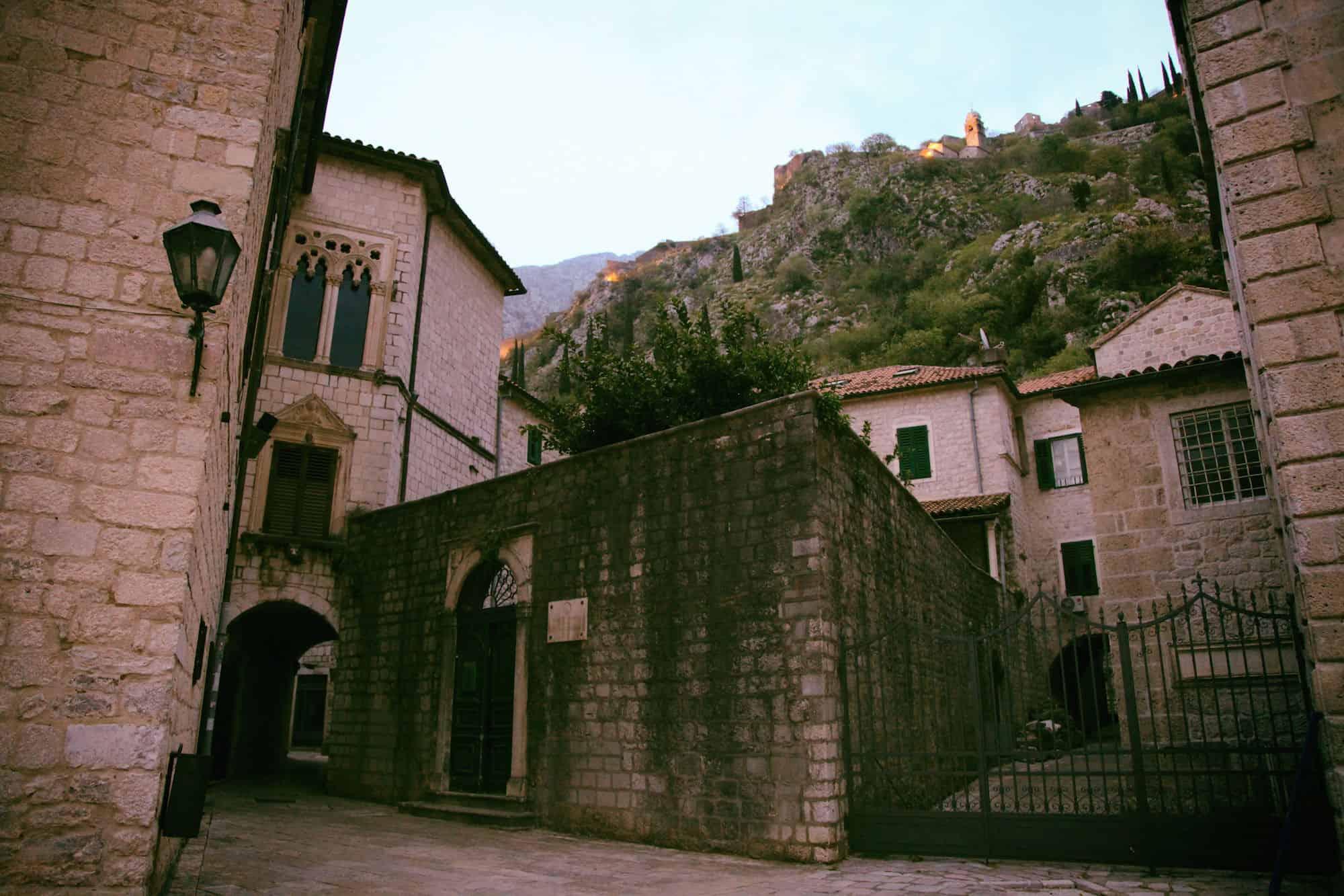 The World Pursuit Kotor Montenegro