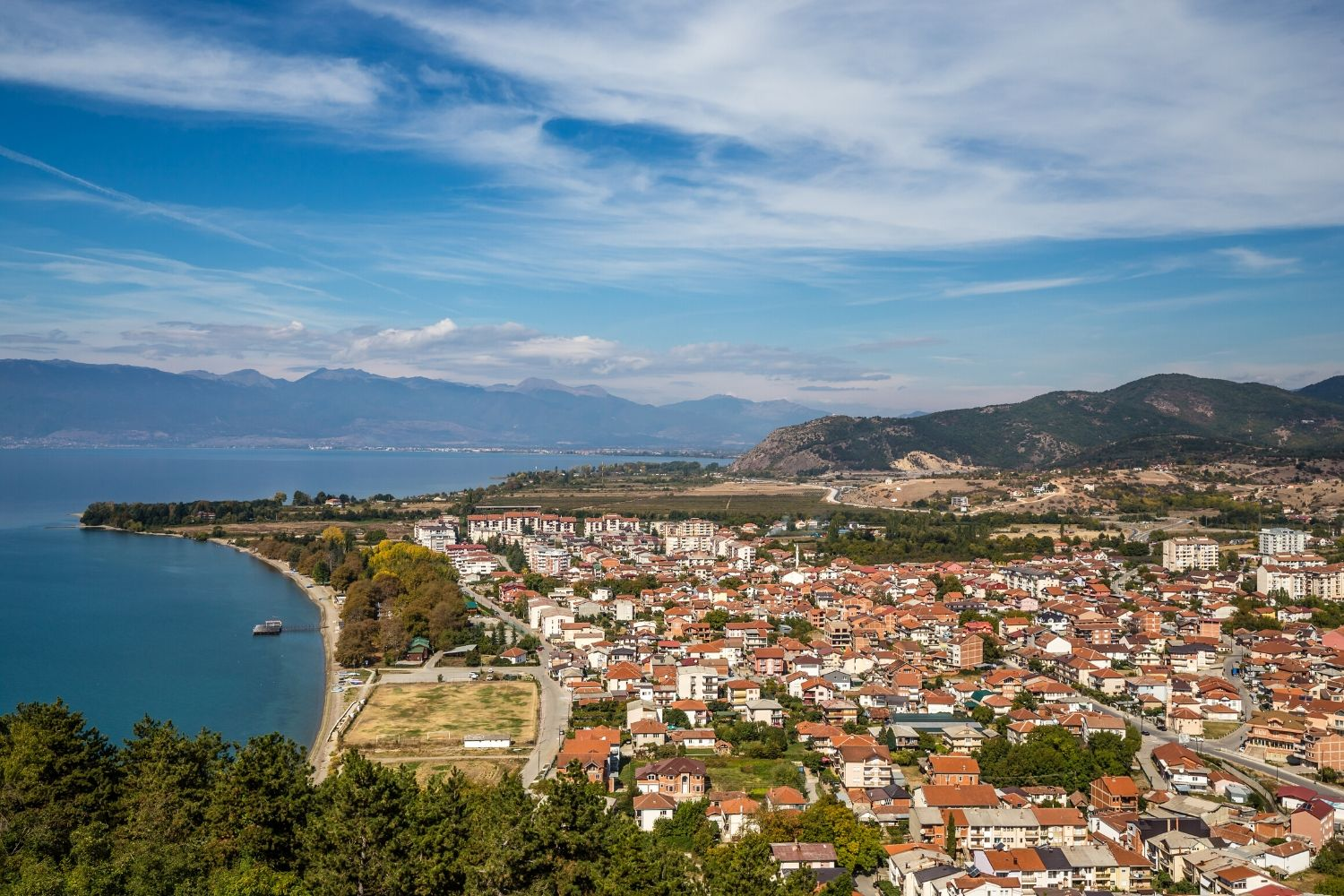 Ohrid - best cities in the balkans to visit