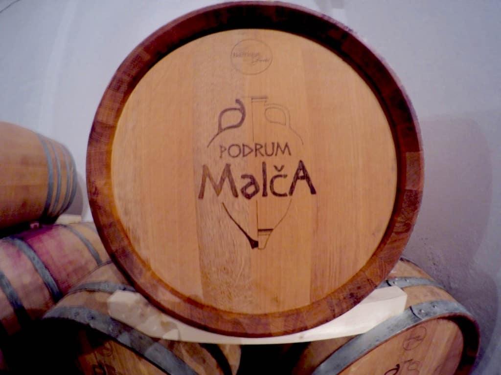Serbian Vineyard