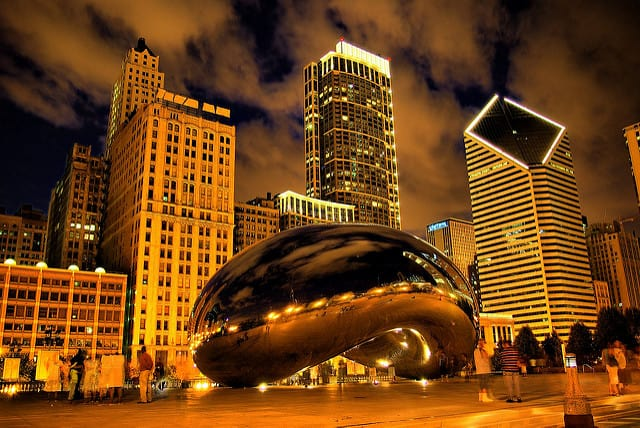 An Evening in the Windy City: What to do with only a couple hours in Chicago