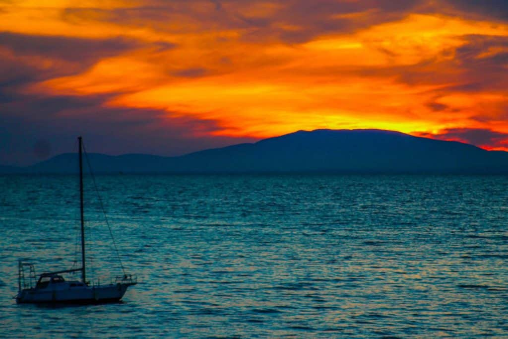 Pag Sunset