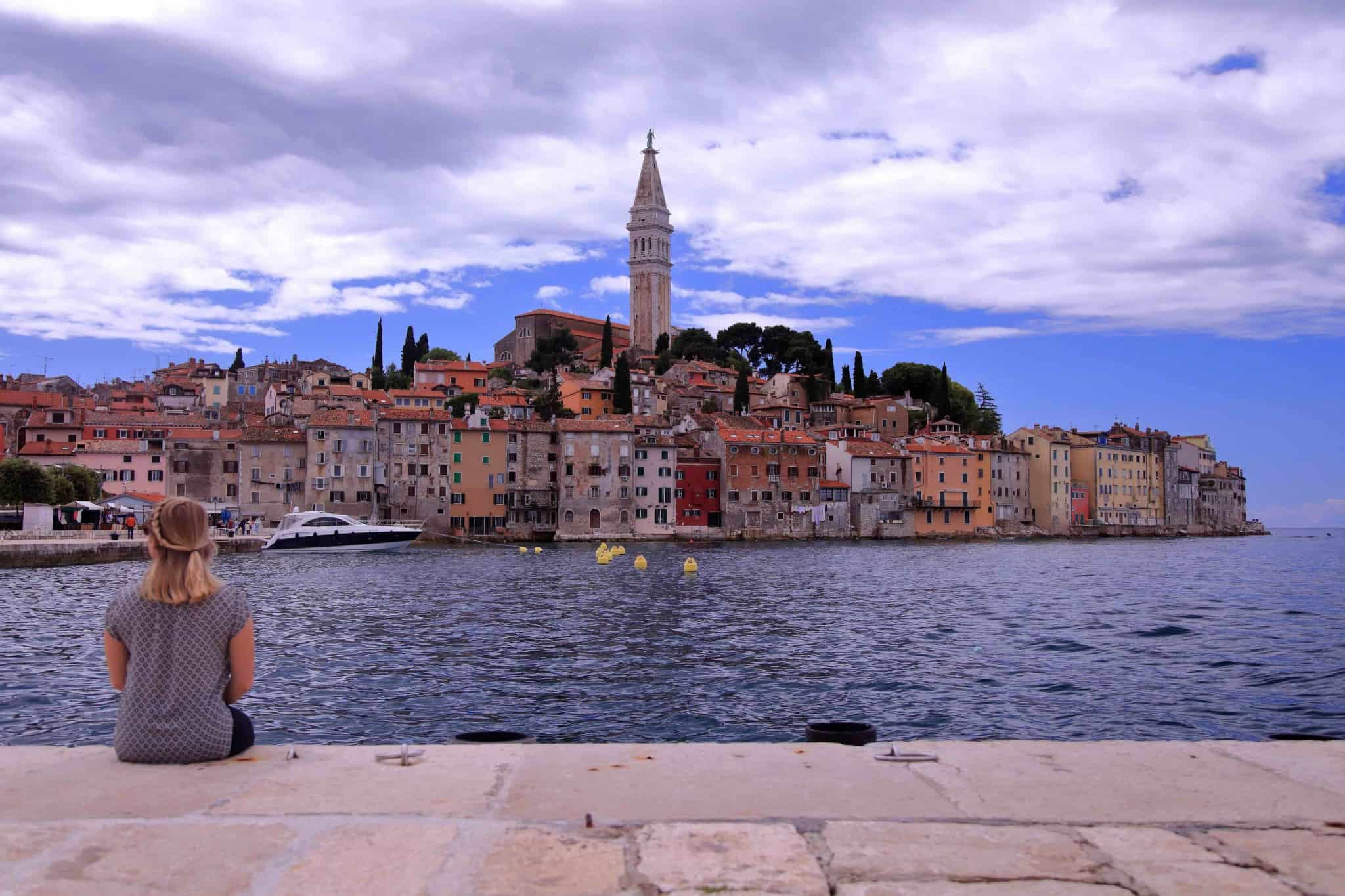 Get to Rovinj on your Croatian Vacation