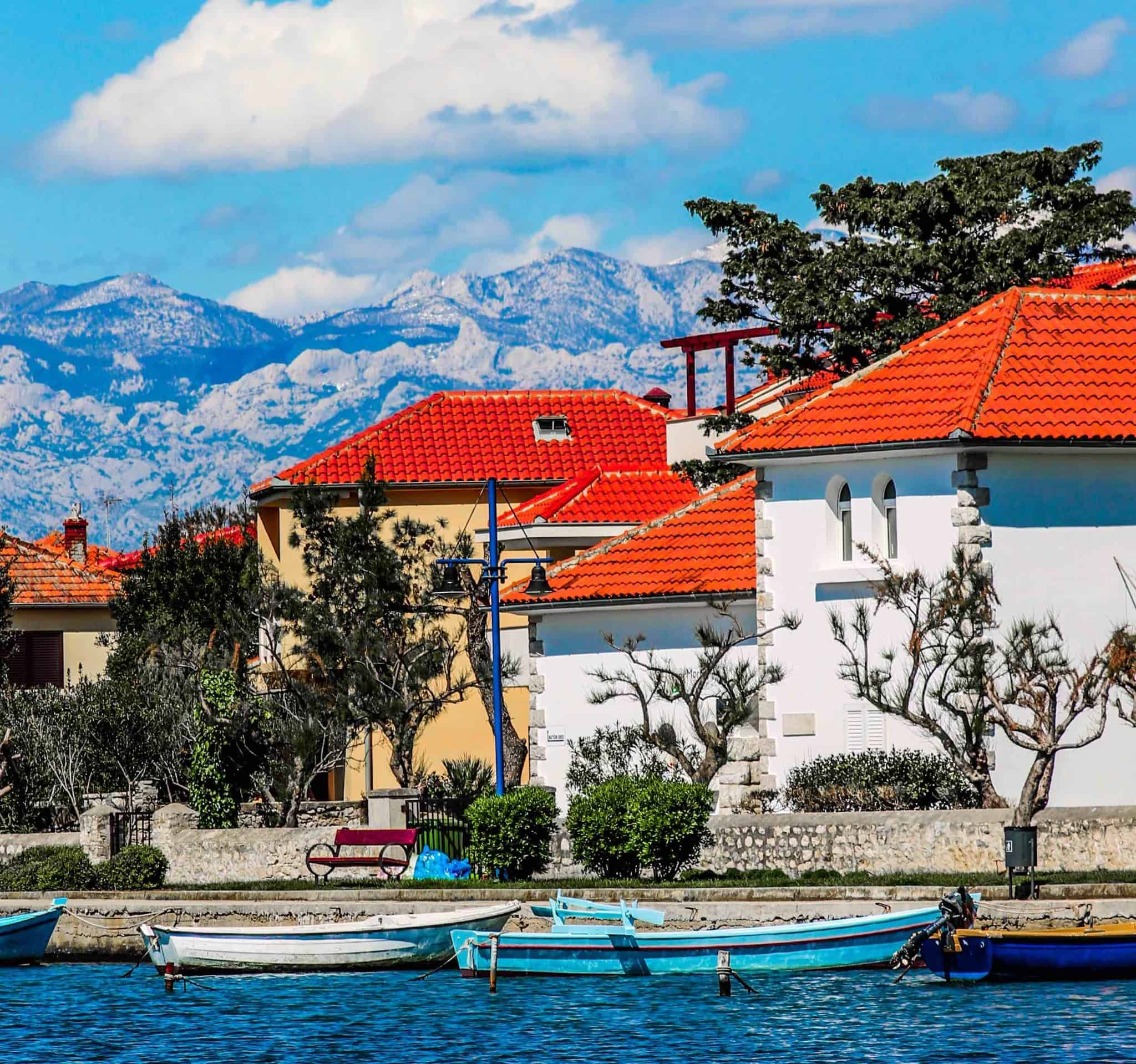 The Town of Nin is a great place to visit when you're wondering where to go in Croatia