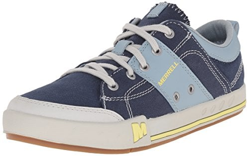 For A Great All Purpose Travel Shoe There Is The Merrell Rant This Leather And Canvas Sneaker One Of Best Shoes Walking Day