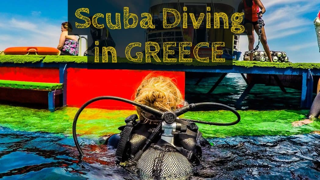 Watershoppers Rhodes: Scuba Diving