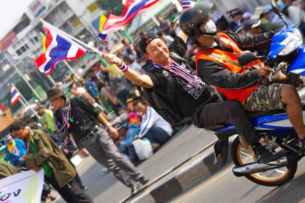 Around The World Travels in Bangkok