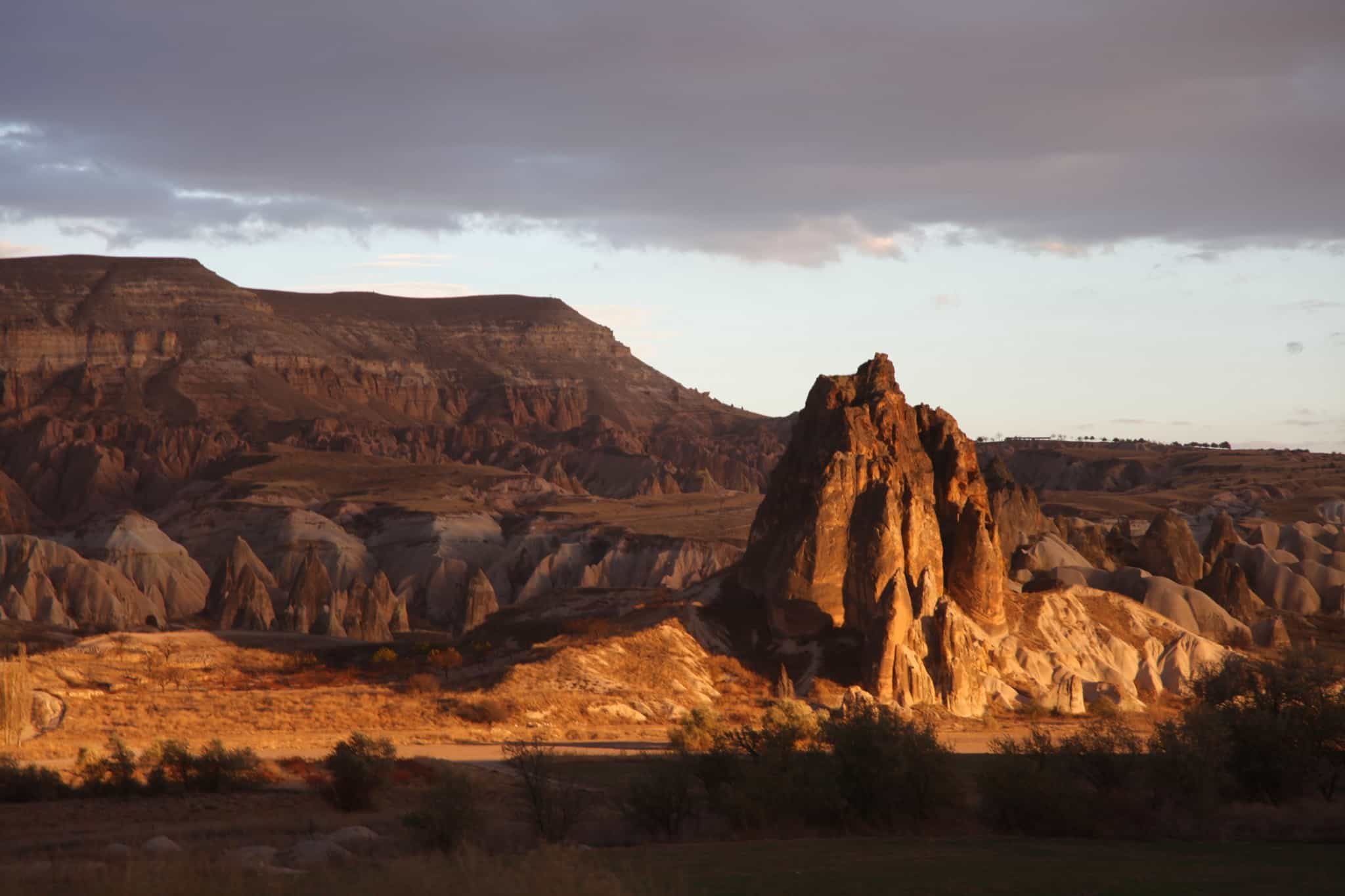 Cappadocia Pictures Monolith