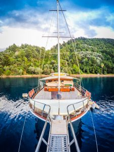 Gulet Cruise Ship MedSea ES Canada