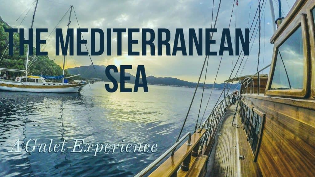 Gulet Cruise With MedSea