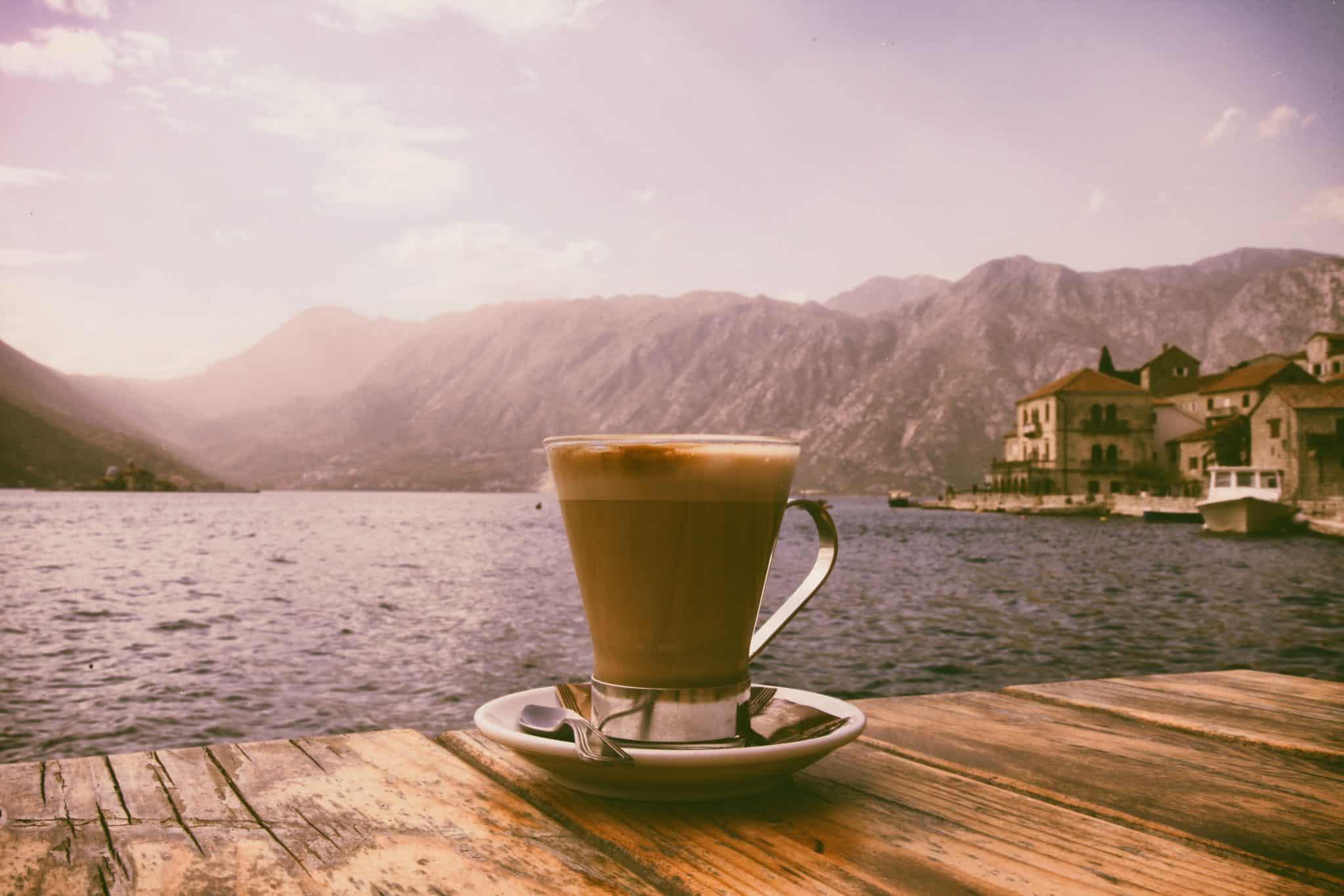 Kotor Perast Cafe
