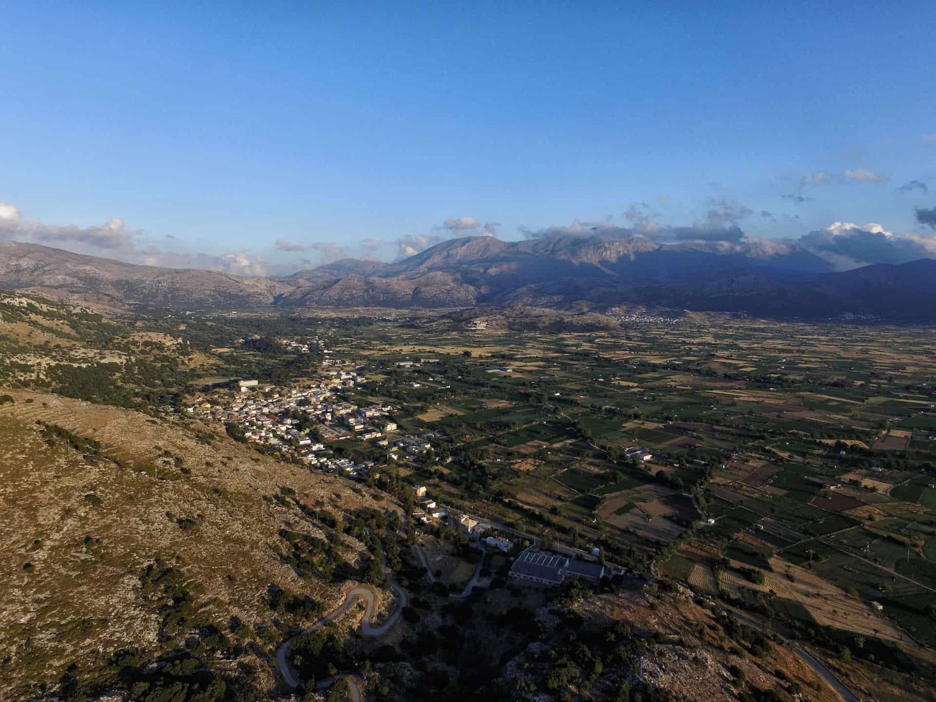 Lahissi Plateau