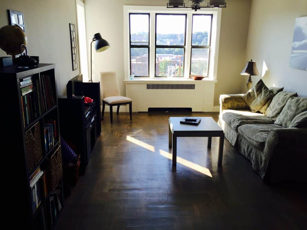 Our Cheap NYC Apartment