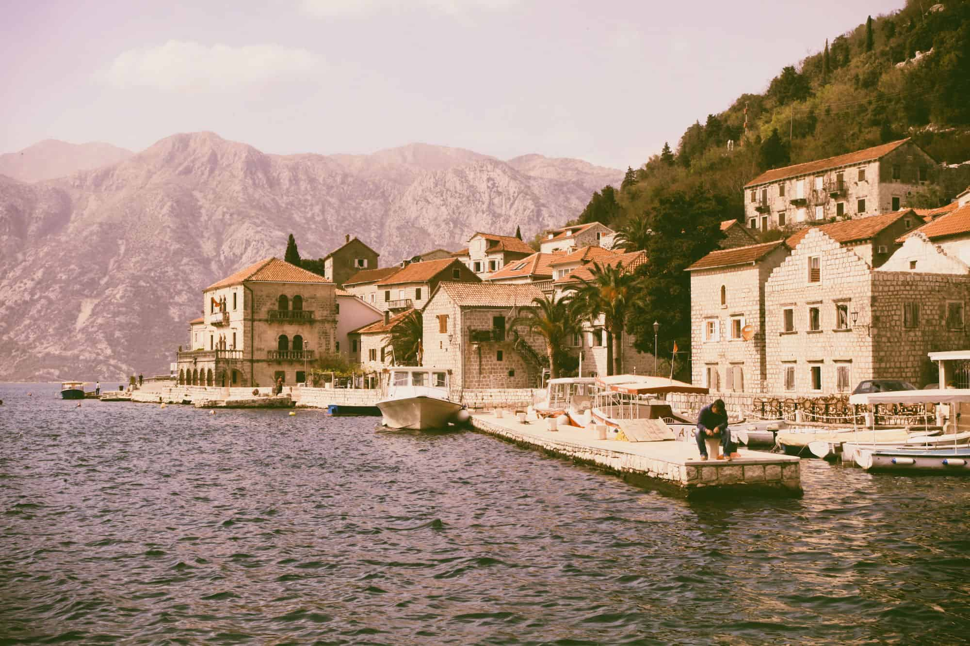 Perast, The Bay of Kotor