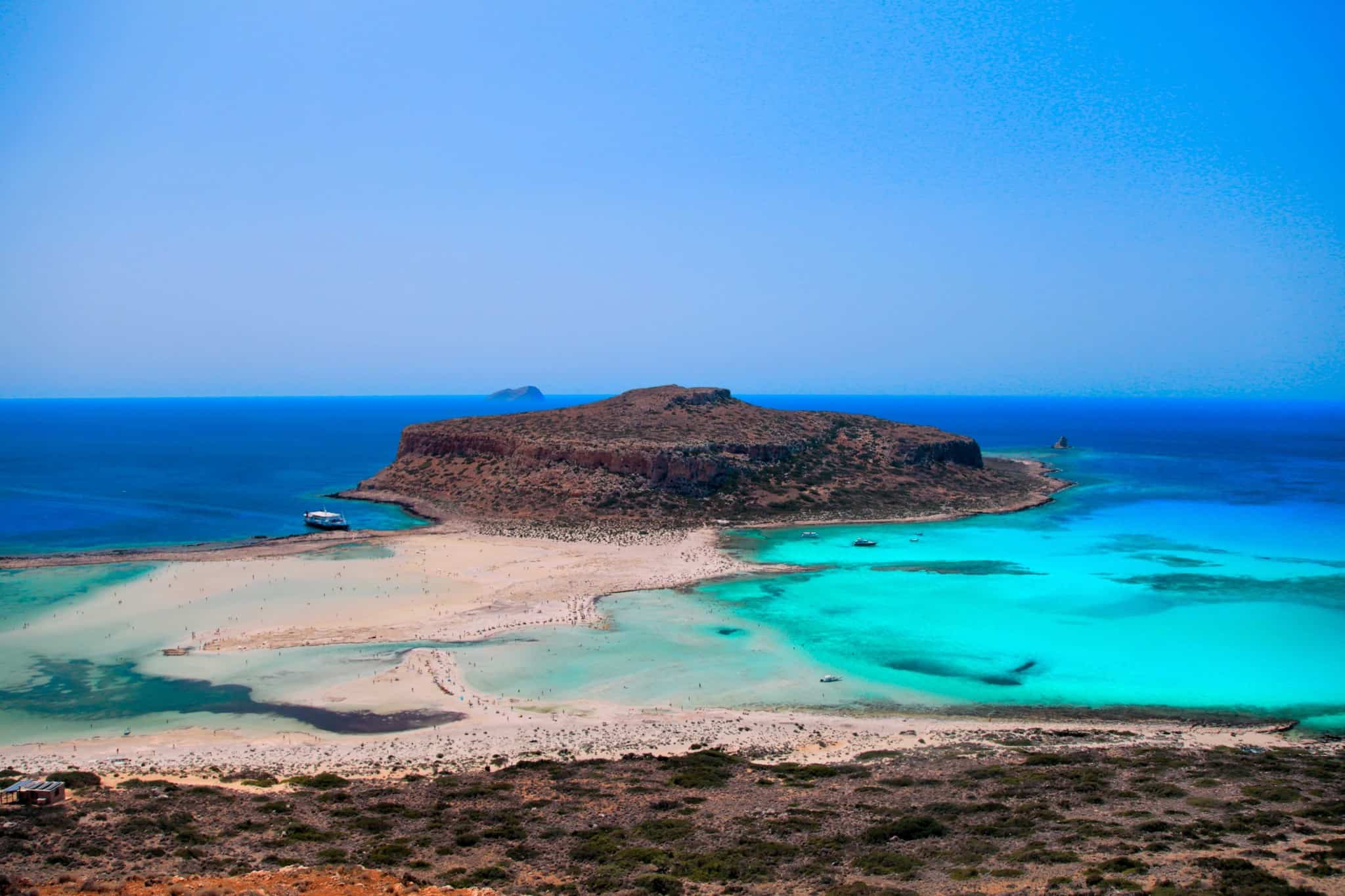 Things to Do in Crete: Balos Beach