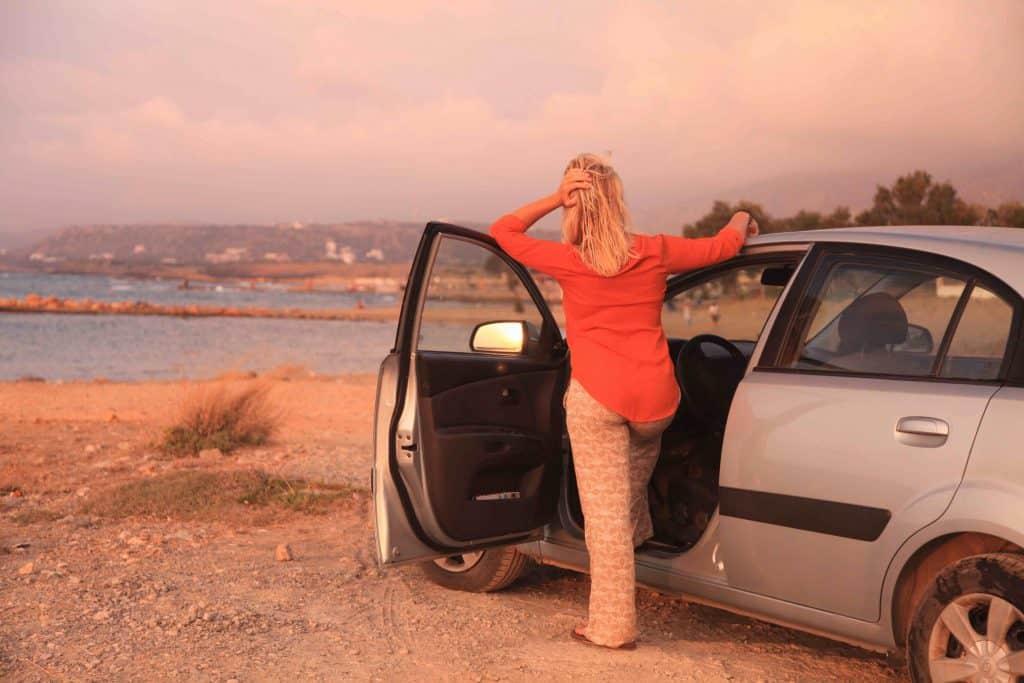 Renting a Car in Crete