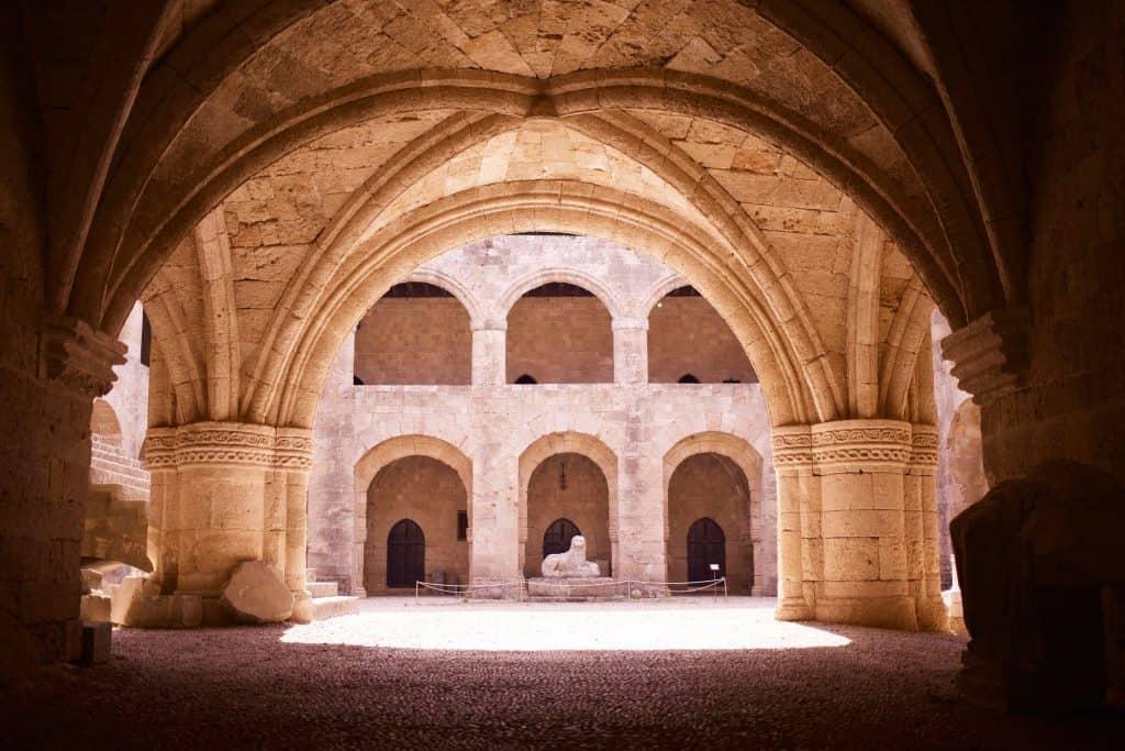 Rhodes Architechture