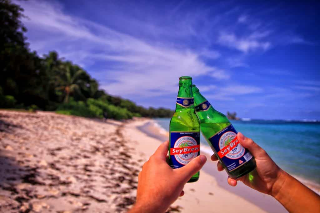 Seybrews in The Seychelles