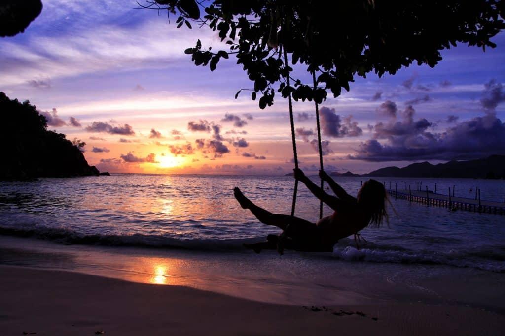 Tasha Swing Seychelles