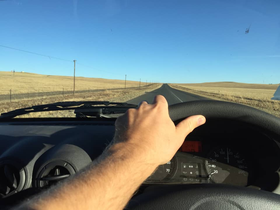 Driving Abroad for the First Time South Africa