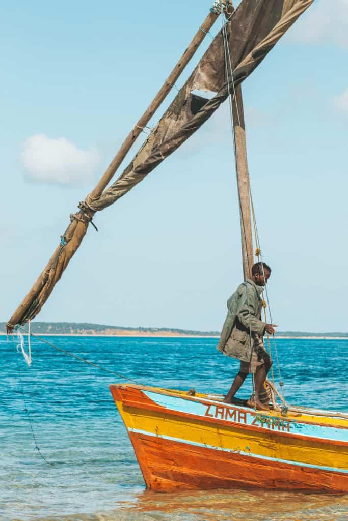 Travel Mozambique