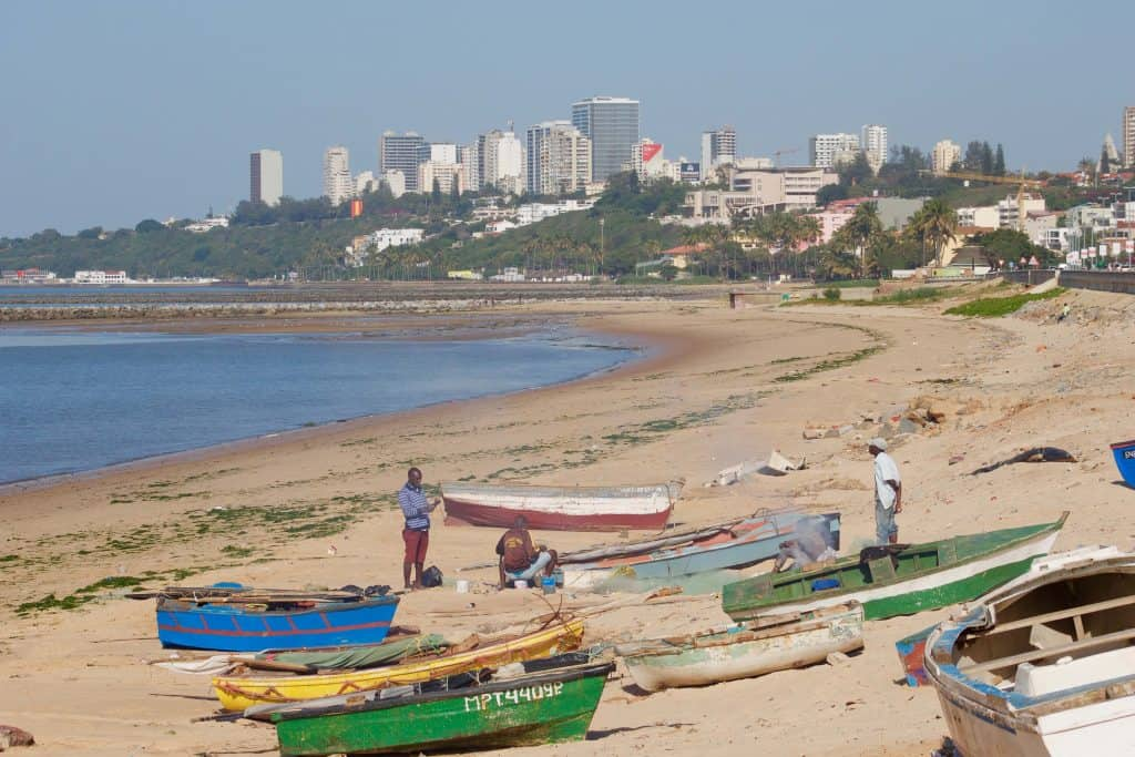 The Capital City: Maputo