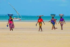 The many colors of Mozambique