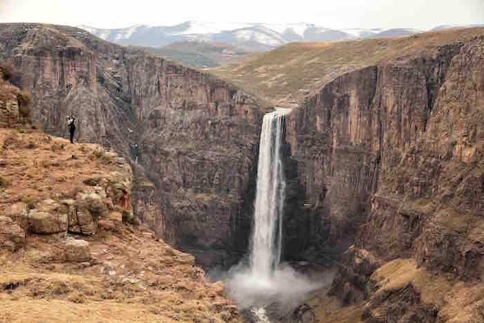Tasha Falls Lesotho 2
